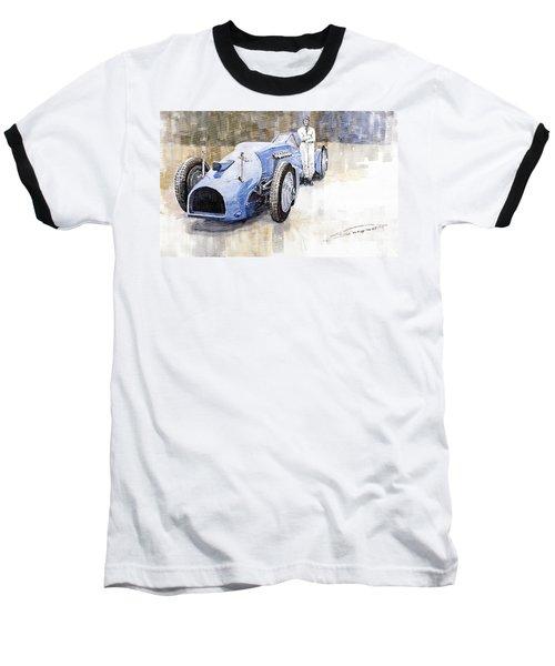 Bluebird 1933 Daytona Malkolm Campbell Baseball T-Shirt