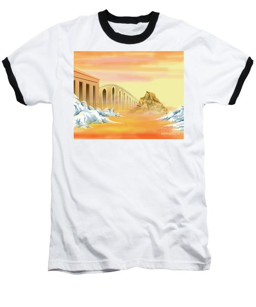 Bridges Of Parting Baseball T-Shirt