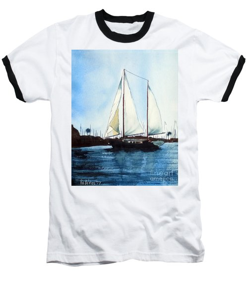 California Dreamin IIi Baseball T-Shirt
