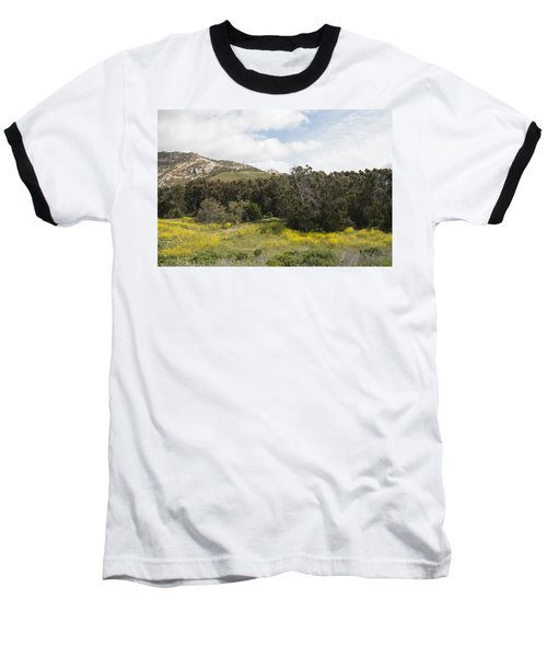 California Hillside View IIi Baseball T-Shirt