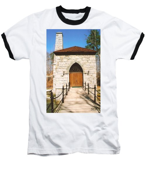 Castle Mcculloch Baseball T-Shirt