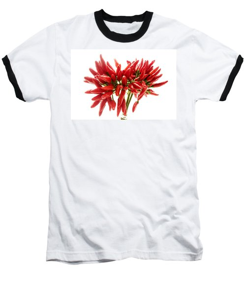 Chili Peppers Baseball T-Shirt