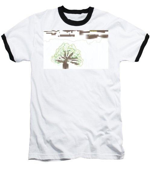 City Tree Baseball T-Shirt