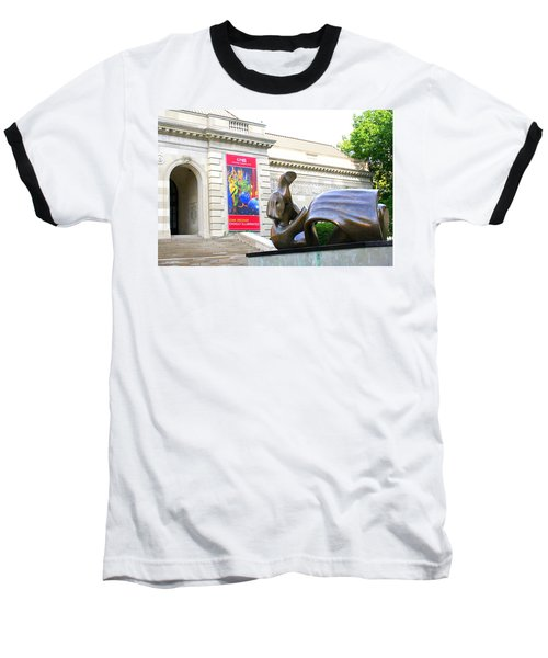 Columbus Museum Of Art Baseball T-Shirt