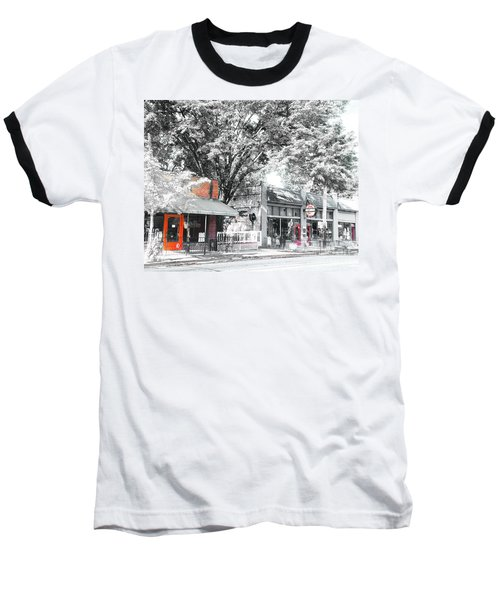 Cooper Young Places Baseball T-Shirt