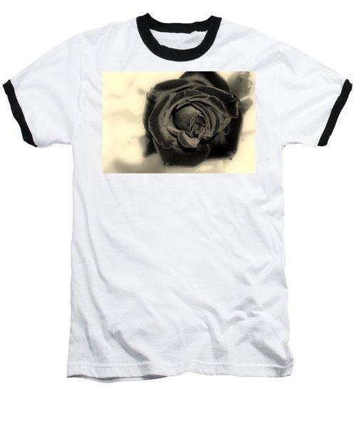 Baseball T-Shirt featuring the photograph Dark Beauty by Kay Novy