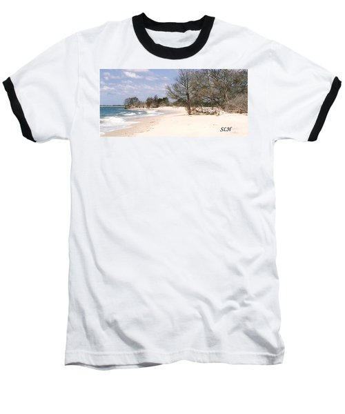 Deserted Island Baseball T-Shirt