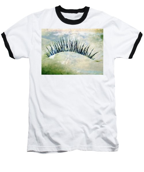 Baseball T-Shirt featuring the photograph Dreamer by Julia Wilcox