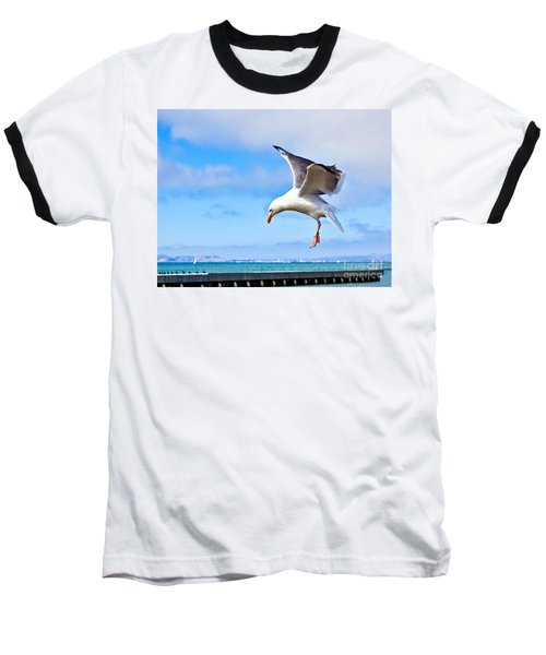 Final Approach - San Francisco Baseball T-Shirt