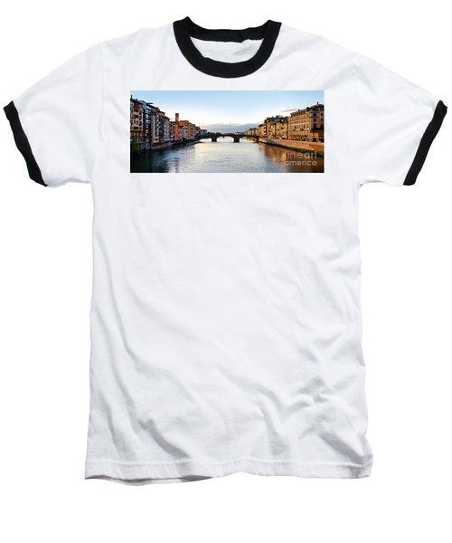 Firenze - Italia Baseball T-Shirt