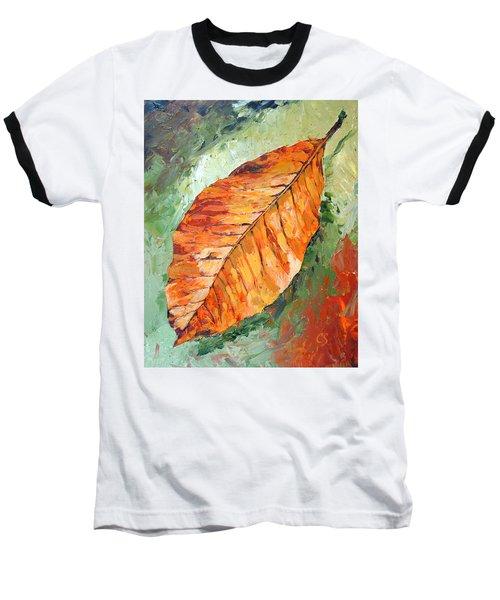 First To Fall Baseball T-Shirt