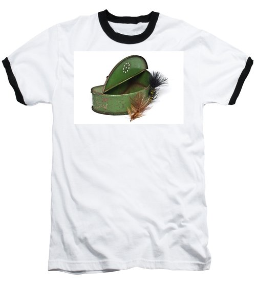 Fishing Lures Baseball T-Shirt