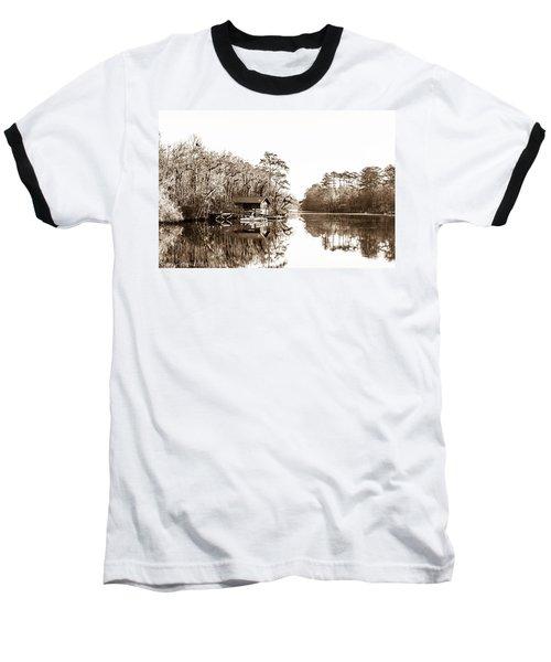 Baseball T-Shirt featuring the photograph Florida by Shannon Harrington