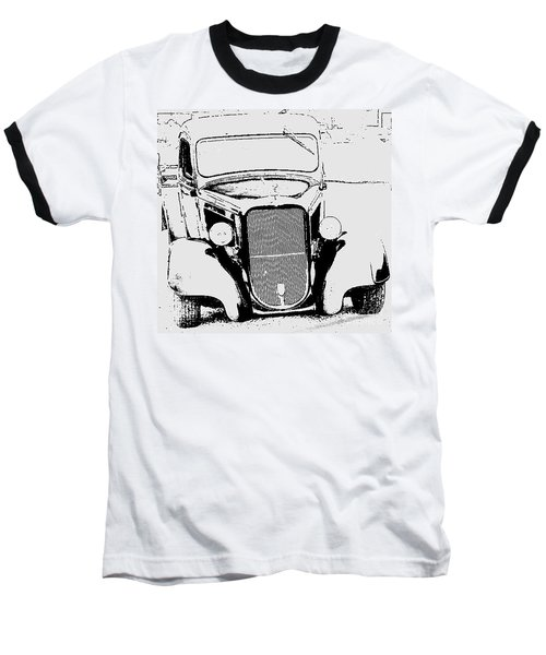 Baseball T-Shirt featuring the photograph Good Ole Days by Greg Moores