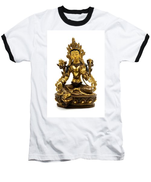 Green Tara Baseball T-Shirt