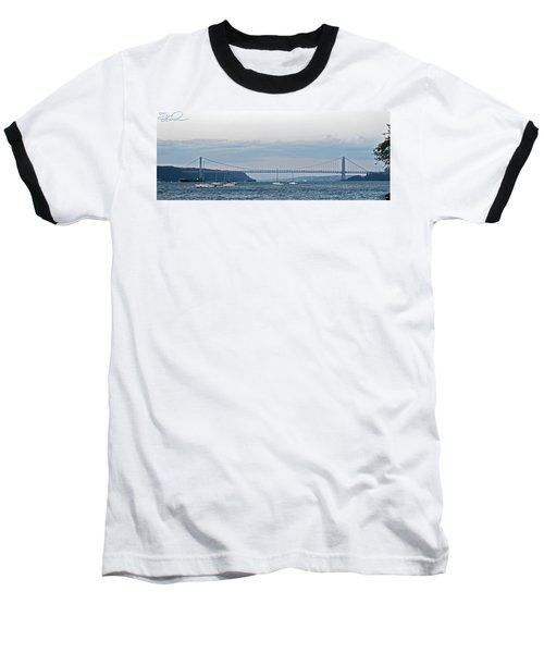 Gwb Sunset Baseball T-Shirt