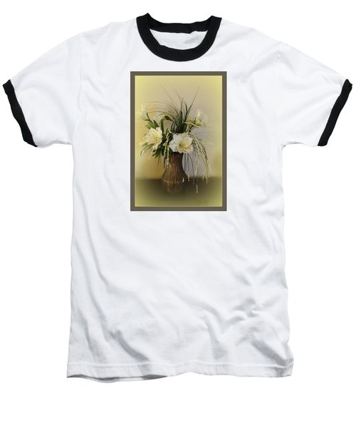 Baseball T-Shirt featuring the photograph Happiness by Sherri  Of Palm Springs