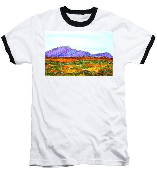 Hills That Nourish Baseball T-Shirt