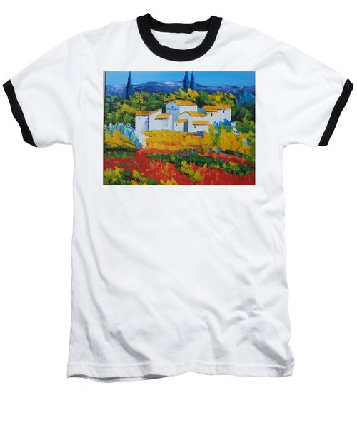 Hilltop Village Baseball T-Shirt