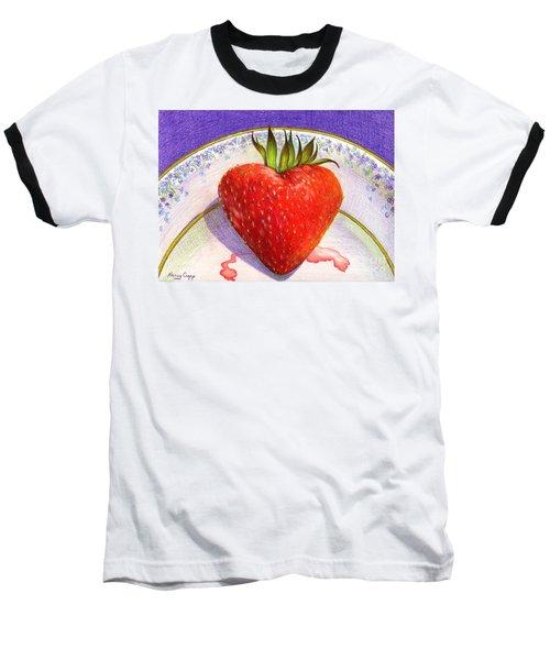 I Love You Berry Much Baseball T-Shirt