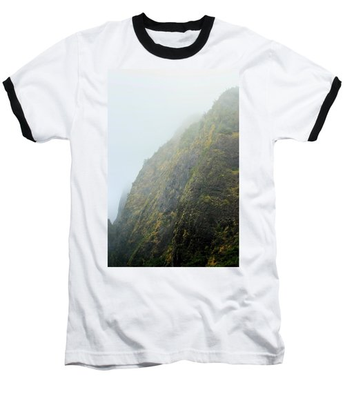 Iao Cliff Baseball T-Shirt
