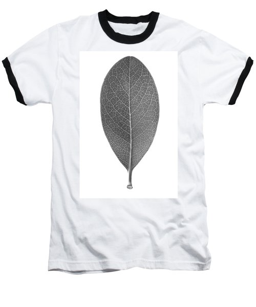 Indian Hawthorn Leaf Baseball T-Shirt