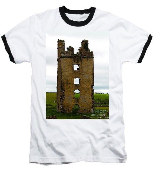 Ireland- Castle Ruins II Baseball T-Shirt