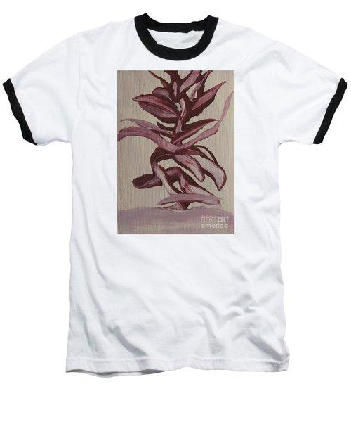 Jungle Pinks Baseball T-Shirt