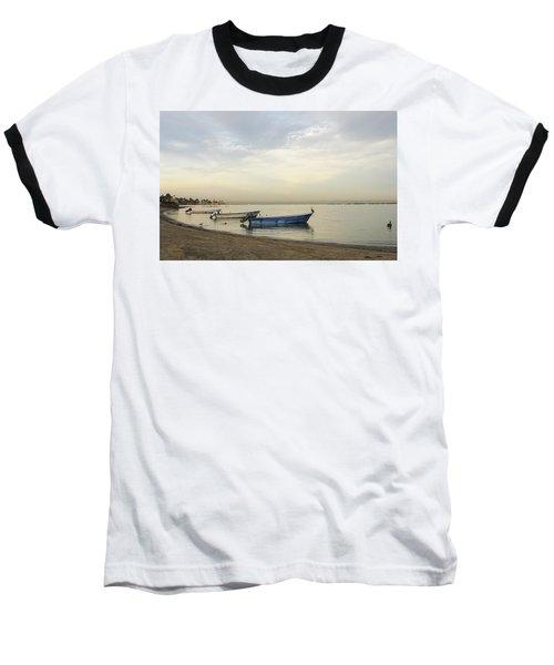 La Paz Waterfront Baseball T-Shirt
