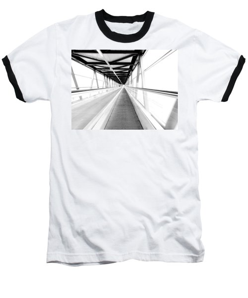 Leading Lines Baseball T-Shirt