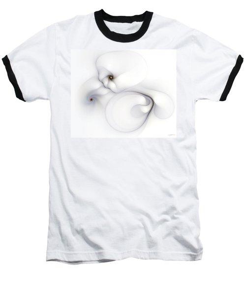 Livid Manifestations Baseball T-Shirt by Casey Kotas