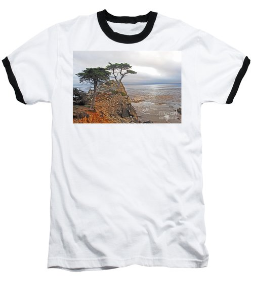 Lone Cypress Baseball T-Shirt