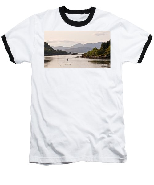 Looking To The Isle Of Mull Baseball T-Shirt