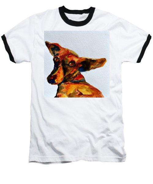 Macey Baseball T-Shirt by Beverley Harper Tinsley