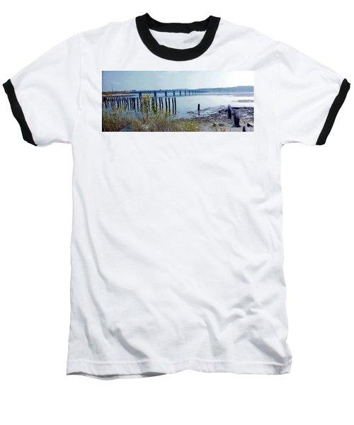 Maine Highway Baseball T-Shirt