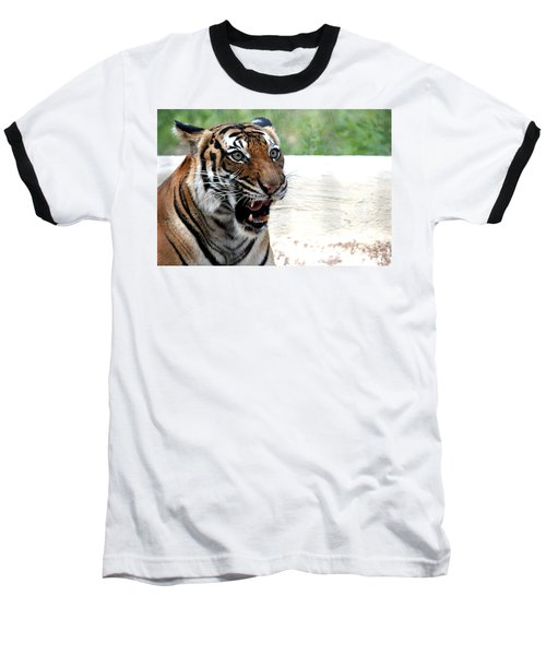 Baseball T-Shirt featuring the photograph Make My Day by Kathy  White