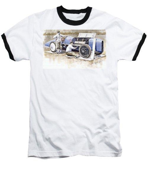 Malcolm Campbell Sunbeam Bluebird 1924 Baseball T-Shirt