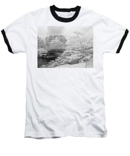 Morikami Japanese Gardens Baseball T-Shirt