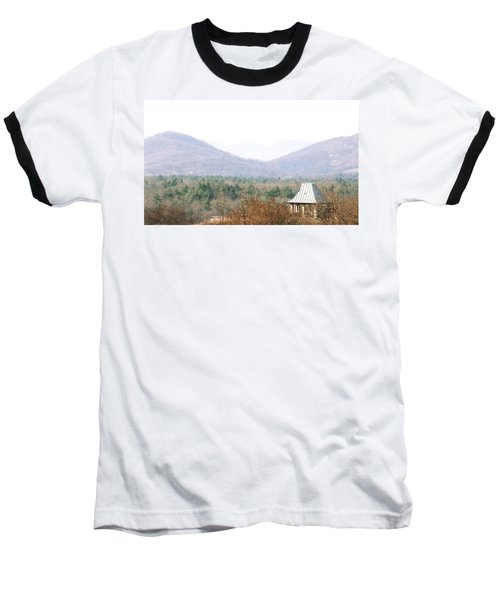 Mountains At Biltmore Baseball T-Shirt