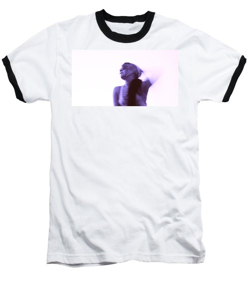 Baseball T-Shirt featuring the photograph Movement by Blair Stuart