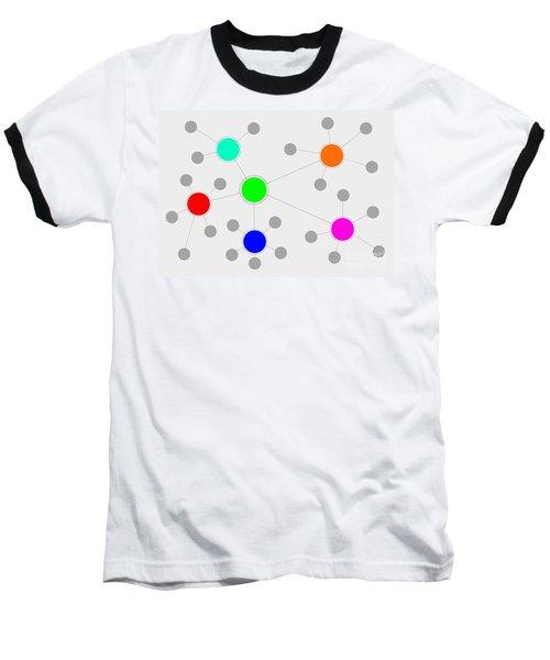 Network Baseball T-Shirt