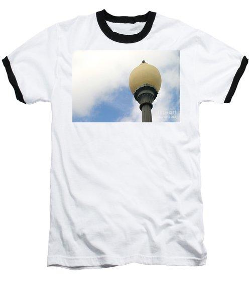 Old Street Light Baseball T-Shirt