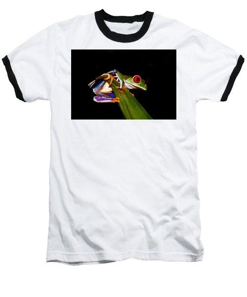 One Two Three Jump Baseball T-Shirt