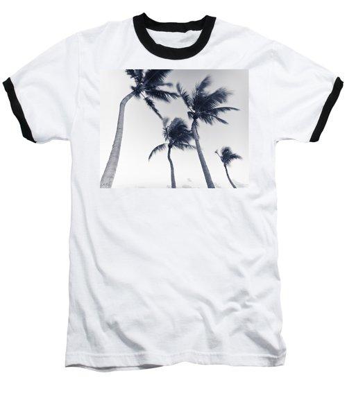 Palms 5 Baseball T-Shirt