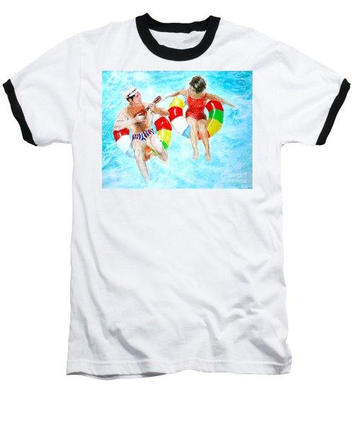 Pool Baseball T-Shirt