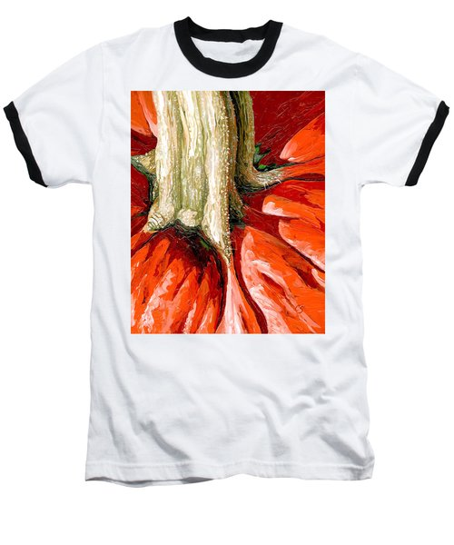 Pumpkin Stem Baseball T-Shirt
