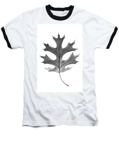 Red Oak Leaf Baseball T-Shirt