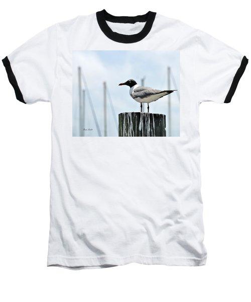 Rockport Harbormaster Baseball T-Shirt