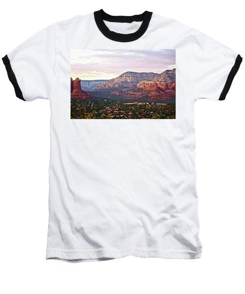 Sedona Evening Baseball T-Shirt