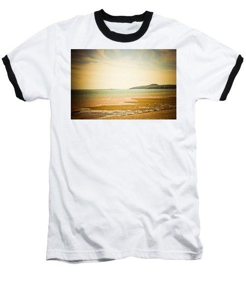 Baseball T-Shirt featuring the photograph Serenity by Sara Frank